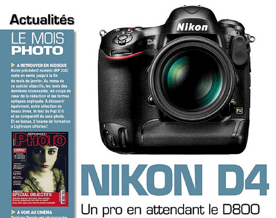 Nikon D4 Leak21
