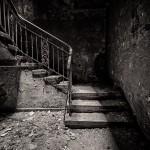 Beelitz-Heilstätten - Treppe